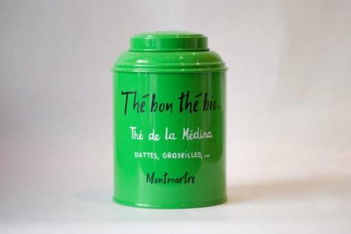 boîte thé de la médina