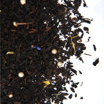thé noir de noël