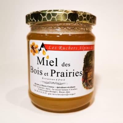 miel bois prairies petit