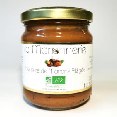 confiture allegee