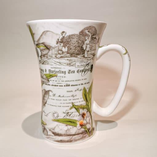 mug porcelaine the