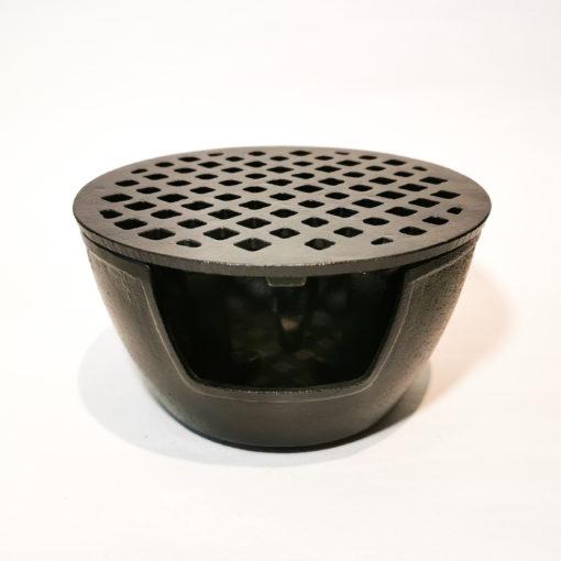 chauffe plat fonte
