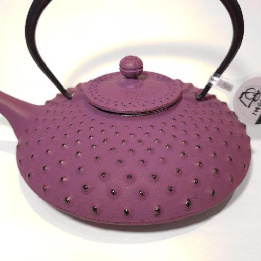 theiere fonte kambin violette filtre