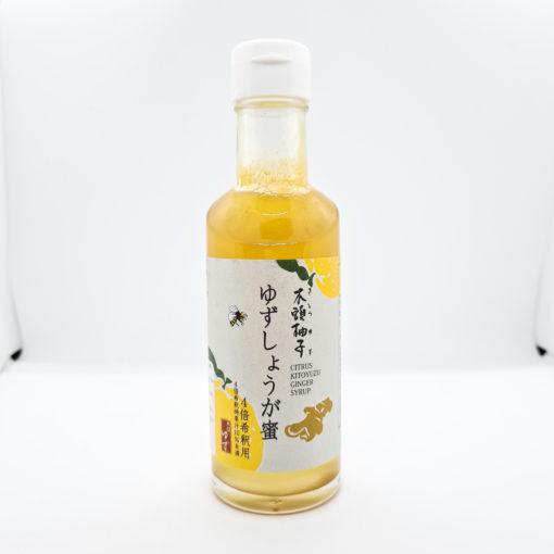Epi jap sirop yuzu gingembre
