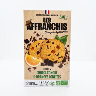 Affranchis choco oranges