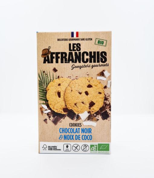 cookies les affranchis bio