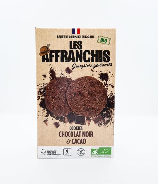 Affranchis choco noir cacao