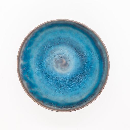 Bol thai bleu vif dessus 2