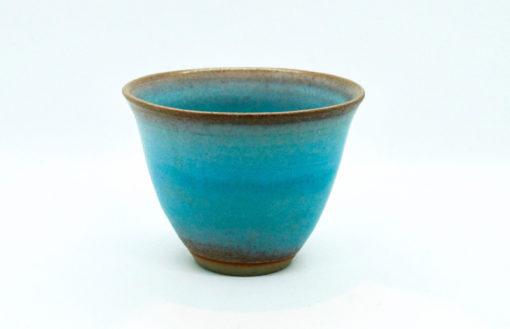 tasse bleu turquoise