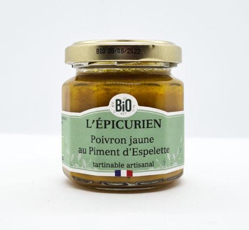 Tartinable poivron