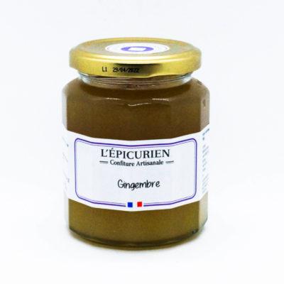 epicurien gingembre