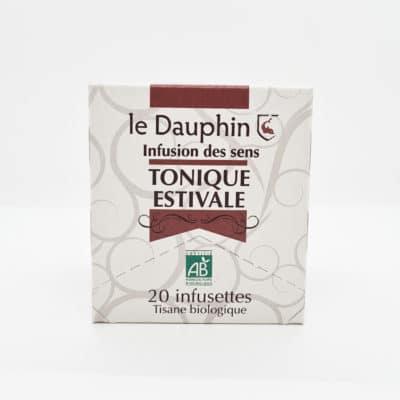 Dauphin sachets tonique estivale