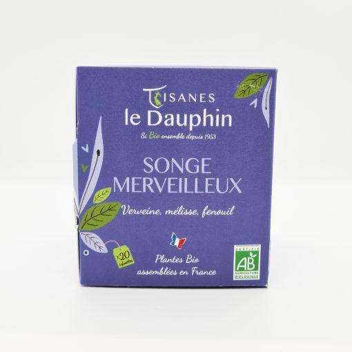 Dauphin sachets songes