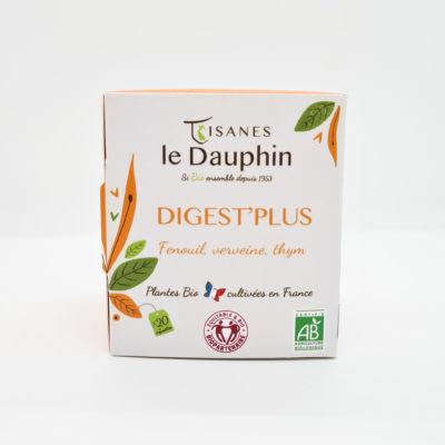 Dauphin sachets digest