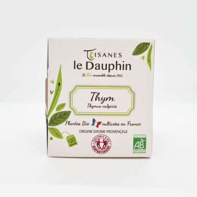 Dauphin sachets thym