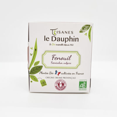 Dauphin sachets fenouil