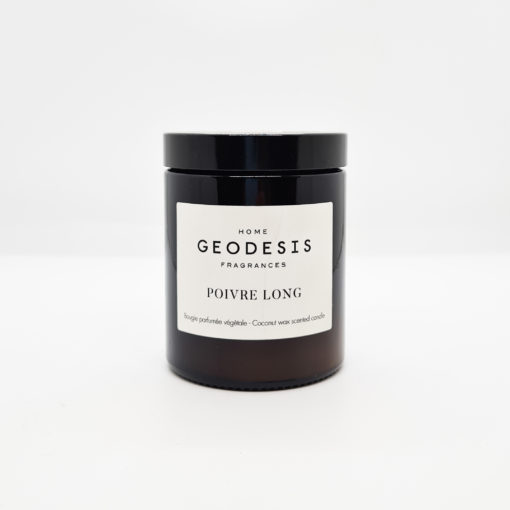 bougie geodesis poivre long