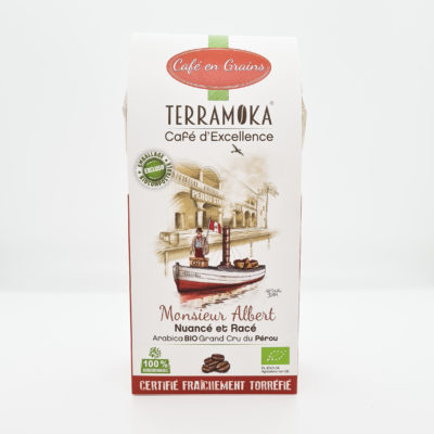 Terramoka albert grains