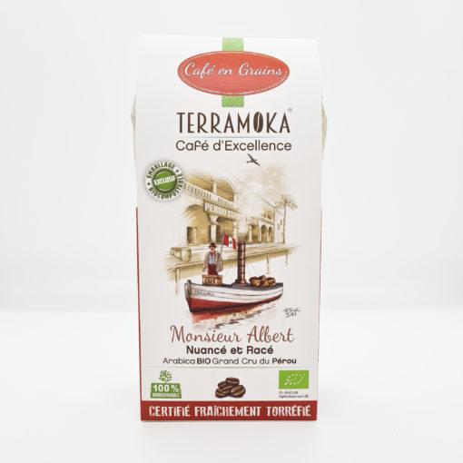 Terramoka albert grains
