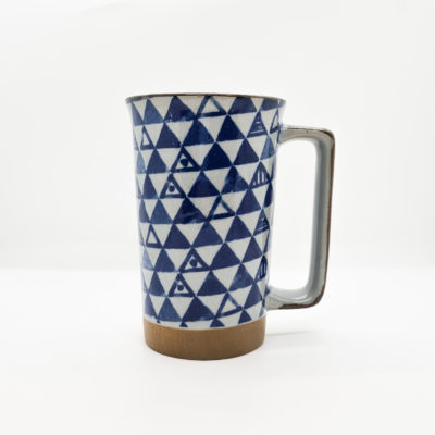 Mug jap triangles