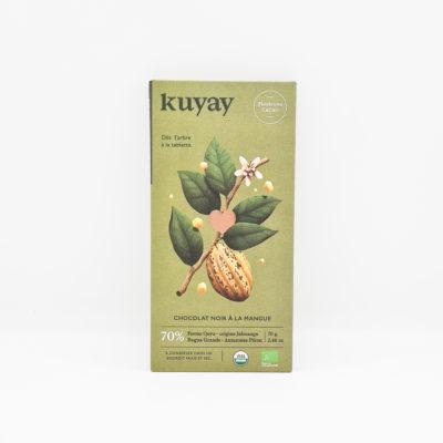 kuyay 70% mangue