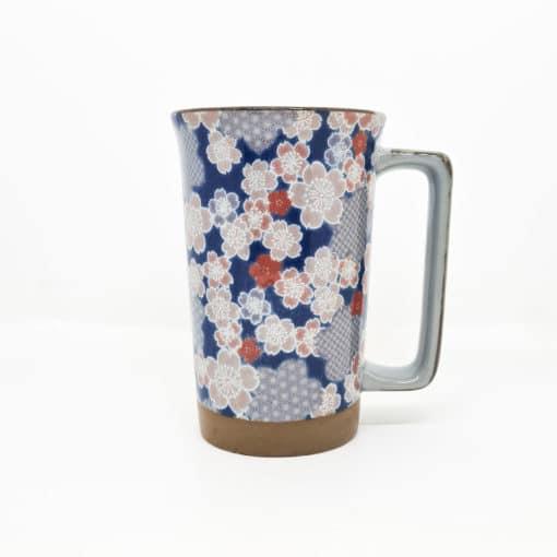 mug jap washi bleu