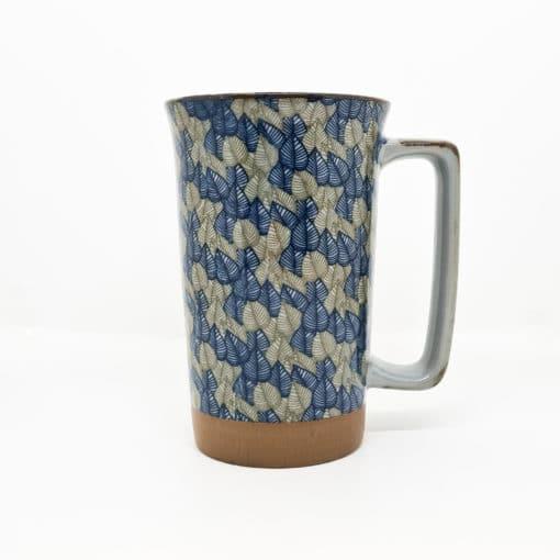 mug jap feuillage