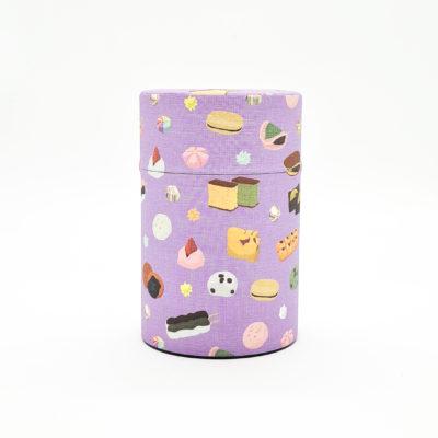 boite washi images violette