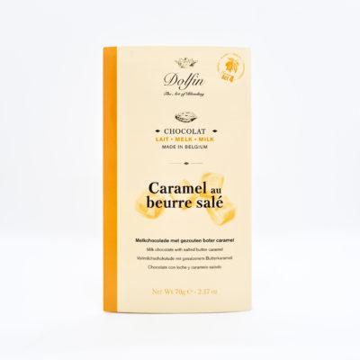 dolfin caramel beurre salé lait